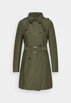 Esprit Collection - CLASSIC - Trenchcoat - olive