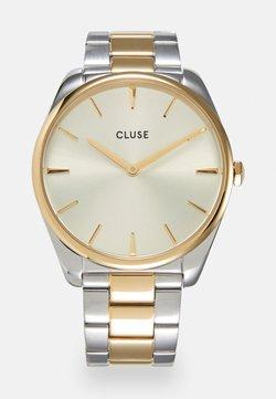 Cluse - FEROCE - Montre - silver-coloured/soft gold-coloured