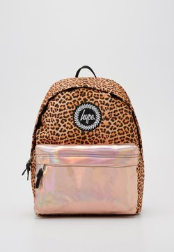 Hype - BACKPACK LEOPARD POCKET - Ryggsäck - multi