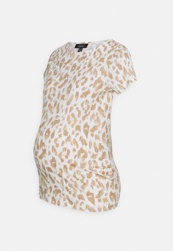 New Look Maternity - PRINTED - Camiseta estampada - cream pattern