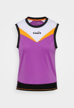 Diadora - TANK CLAY - Top - violet zircon