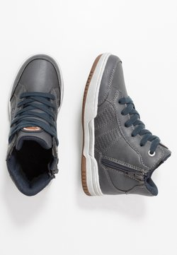 LICO - SLADE - Sneakers hoog - grau/marine