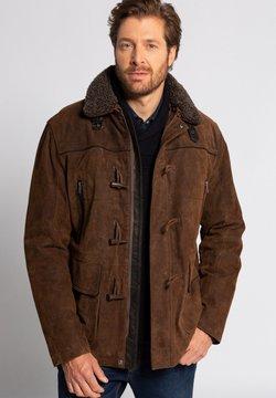 JP1880 - Veste en cuir - marron