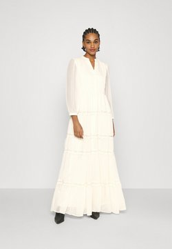 YAS - YASBLASSY MAXI DRESS  - Ballkleid - pearled ivory