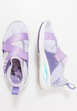 adidas Performance - FORTARUN X FROZEN - Hardloopschoenen neutraal - purple tint/light purple/footwear white