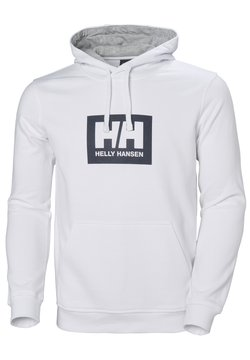 Helly Hansen - BOX  - Jersey con capucha - white