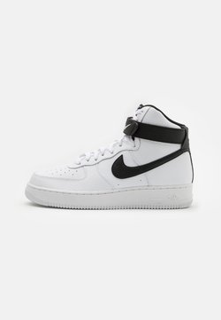 Nike Sportswear - AIR FORCE 1 HIGH '07  - Sneaker high - white/black