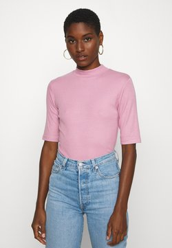 Modström - KROWN - T-Shirt basic - dusty rose