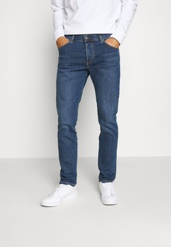 Diesel - D-YENNOX - Slim fit jeans - blue denim