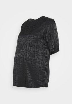 Pieces Maternity - PCMDIVINE - Blusa - black