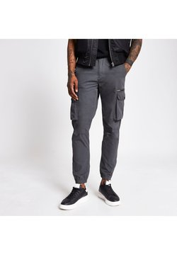 River Island - Cargo trousers - grey