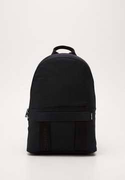 Calvin Klein - NASTRO LOGO BACKPACK - Reppu - black