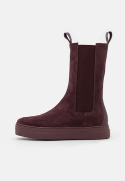 Oa non fashion - Platform boots - evolo prunga