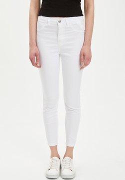DeFacto - Stoffhose - white