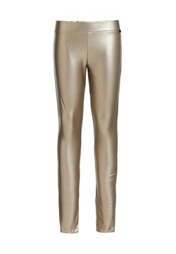 WE Fashion - Legging - gold