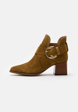 Pavement - LEA - Korte laarzen - khaki