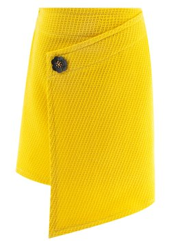 Evika Kids - Jupe portefeuille - yellow
