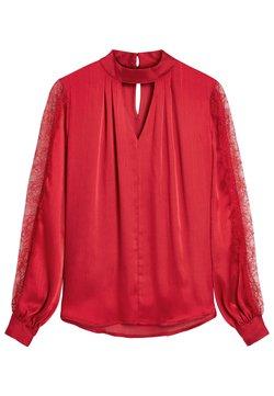 Next - Camiseta de manga larga - red