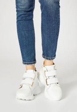 Felipa - Sneakers hoog - blanc