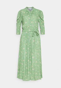 Ghost - SHIRLIE DRESS - Freizeitkleid - green