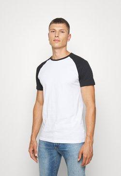 Pier One - Camiseta básica - black