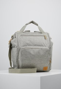 Lässig - GREEN LABEL BACKPACK - Borsa fasciatoio - light grey/beige