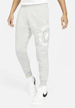 Nike Sportswear - Jogginghose - dark grey heather/iron grey