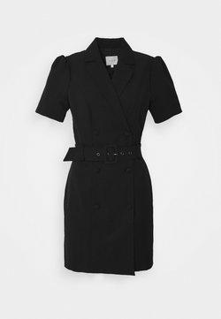 Vila - VIDITTA BLAZER DRESS - Etui-jurk - black