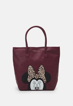 Kidzroom - SHOPPING BAG MINNIE MOUSE MOST WANTED ICON - Stelleveske - red