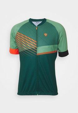 Ziener - NOFRET MAN  - T-Shirt print - spruce green