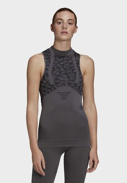 adidas by Stella McCartney - Top - grey