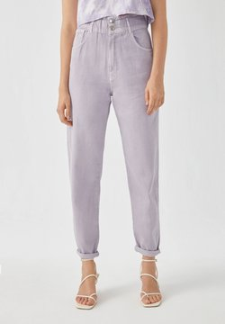 PULL&BEAR - Jeans Relaxed Fit - purple