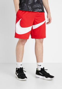Nike Performance - DRY SHORT - Pantalón corto de deporte - university red/white