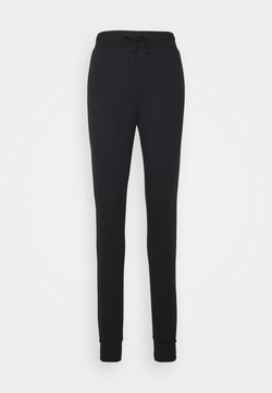 Even&Odd Tall - LOUNGEWEAR JOGGERS - Jogginghose - black