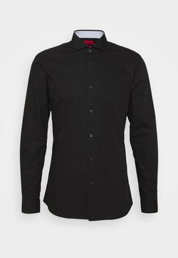 HUGO - ERRIK SLIM FIT - Businesshemd - black