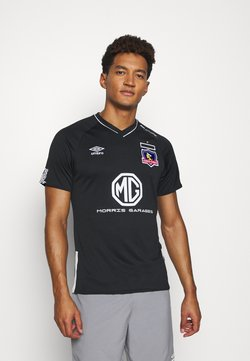 Umbro - COLO COLO AWAY - Klubtrøjer - black