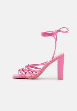 BEBO - EMELINE - Sandalias - pink