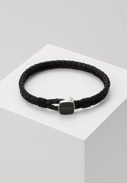 BOSS - SEAL - Bracelet - black