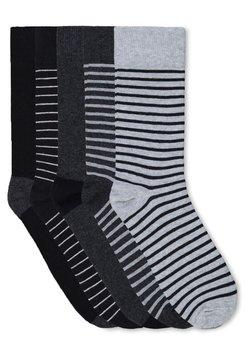 WE Fashion - 5 PACK - Socken - grey