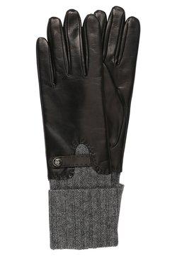 Roeckl - HERITAGE - Rękawiczki pięciopalcowe - black/grey