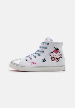 Geox - CIAK GIRL - Sneaker high - white/multicolor