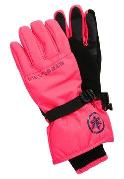 Superdry - ULTIMATE SNOW SERVICE GLOVE - Fingerhandschuh - acid pink