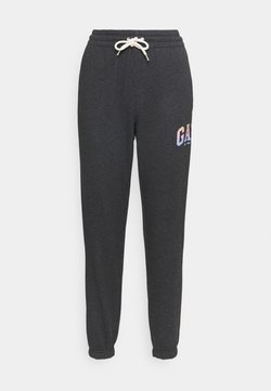 GAP - SHINE - Jogginghose - charcoal heather