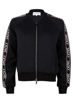 Jacky Luxury - JASJE MET - Bomberjacks - black