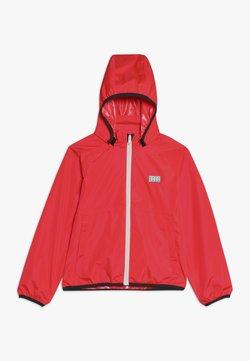 LEGO Wear - JOSHUA JACKET PACKABLE - Hardshell jacket - coral red