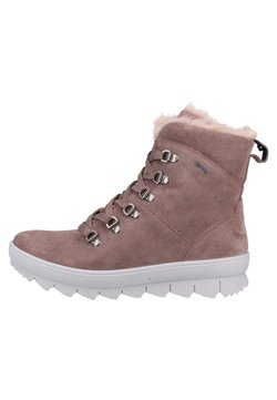 Legero - Veterboots - dark pink