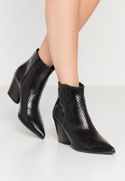Kennel + Schmenger - AMBER - Korte laarzen - black