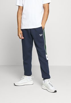 Reebok Classic - LINEAR PANT - Jogginghose - vector navy