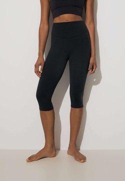 OYSHO - COMFORTLUX - Leggings - Hosen - black