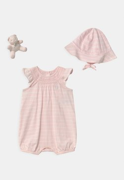 Polo Ralph Lauren - BUBBLE APPAREL ACCESSORIES SET - Muts - delicate pink